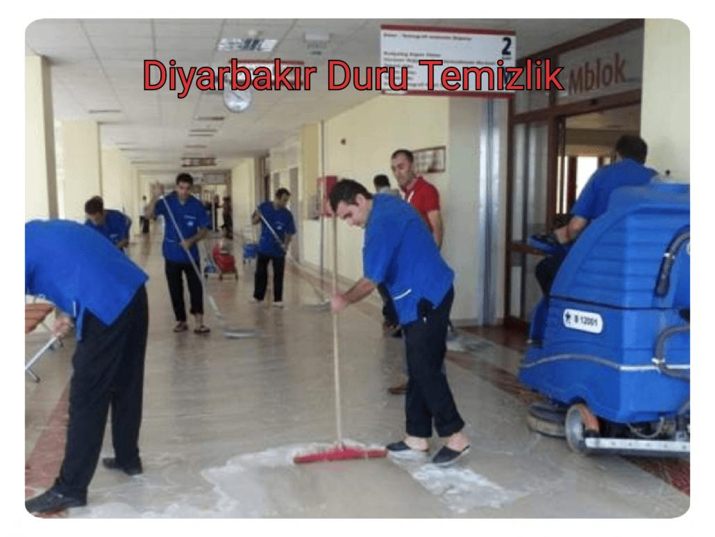 Temizlik Şirketlerinde Personel Güvenliği