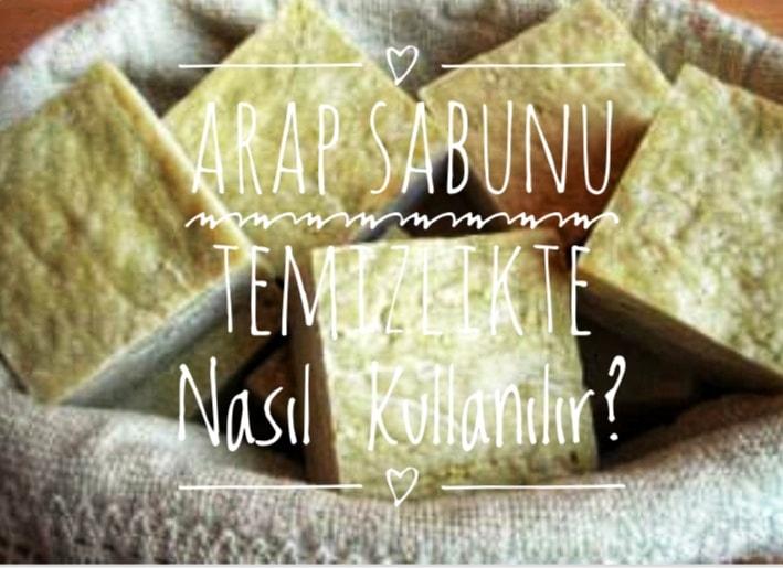 Arap-Sabunu-temizlikte-nasıl-kullanılır?