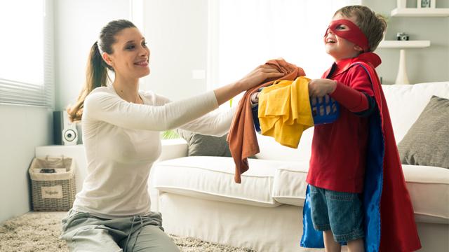 Çocuklu ev temizliğinin püf noktaları!